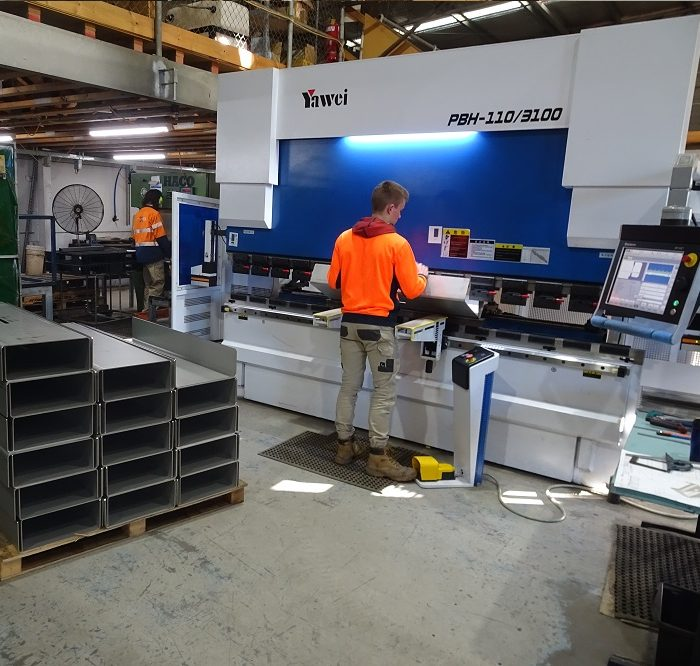 Cutting and Folding at Tusken Engineering